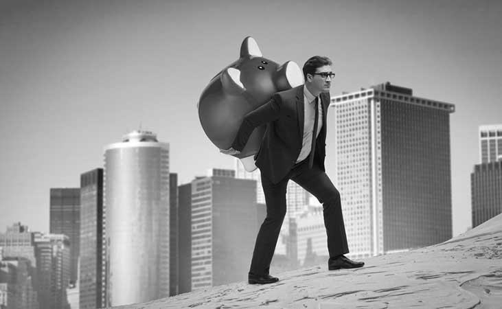 Blogbild: Insolvenz oder Sanierung