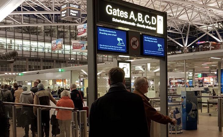 Ausflug-Agenda-Gates