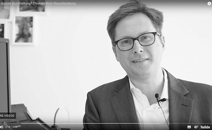 Steuerberatung Breit: Digitale Buchhaltung
