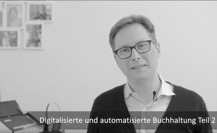 Digitalisierte und automatisierte BuchhaltungTeil 2