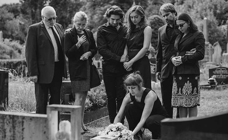 Tod-des-Unternehmers